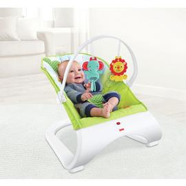Fisher-Price Rainforest Comfort Curve Bouncer