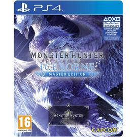 Monster Hunter World: Iceborne Master Edition PS4 Game