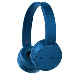 Sony WH-CH500 On-Ear Wireless Headphones - Blue