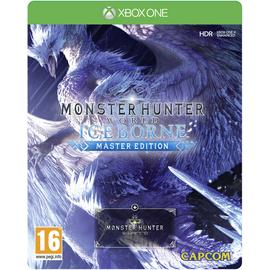 Monster Hunter World: Iceborne Master Edition Xbox One Game