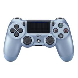Sony PS4 DualShock Wireless Controller - Titanium Blue