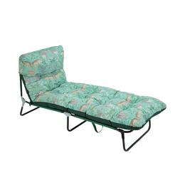 Argos Home Metal Sun Lounger - Wilderness Jungle