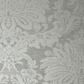 Boutique Vogue Damask Caramel Wallpaper