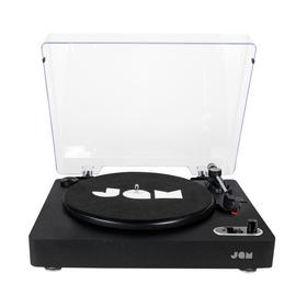 JAM Vinyl Bluetooth Turntable Record Player- Black