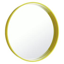 Habitat Aimee Wall Mirror - Yellow