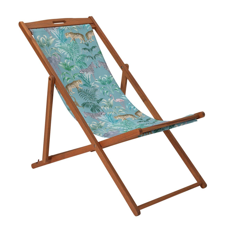 Rainforest Argos Home Deck Chair