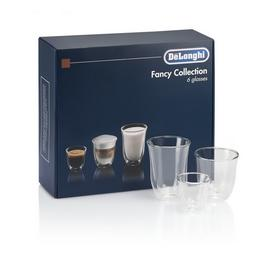 De'Longhi DLKC302 Coffee Glasses Set