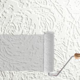 Wallpaper Patterned Plain Textured Wallpaper Argos