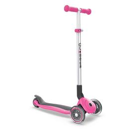 Globber Primo Folding Scooter - Deep Pink