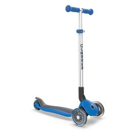 Globber Primo Folding Scooter - Navy Blue