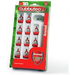 more details on Paul Lamond Games Subbuteo Arsenal Team.