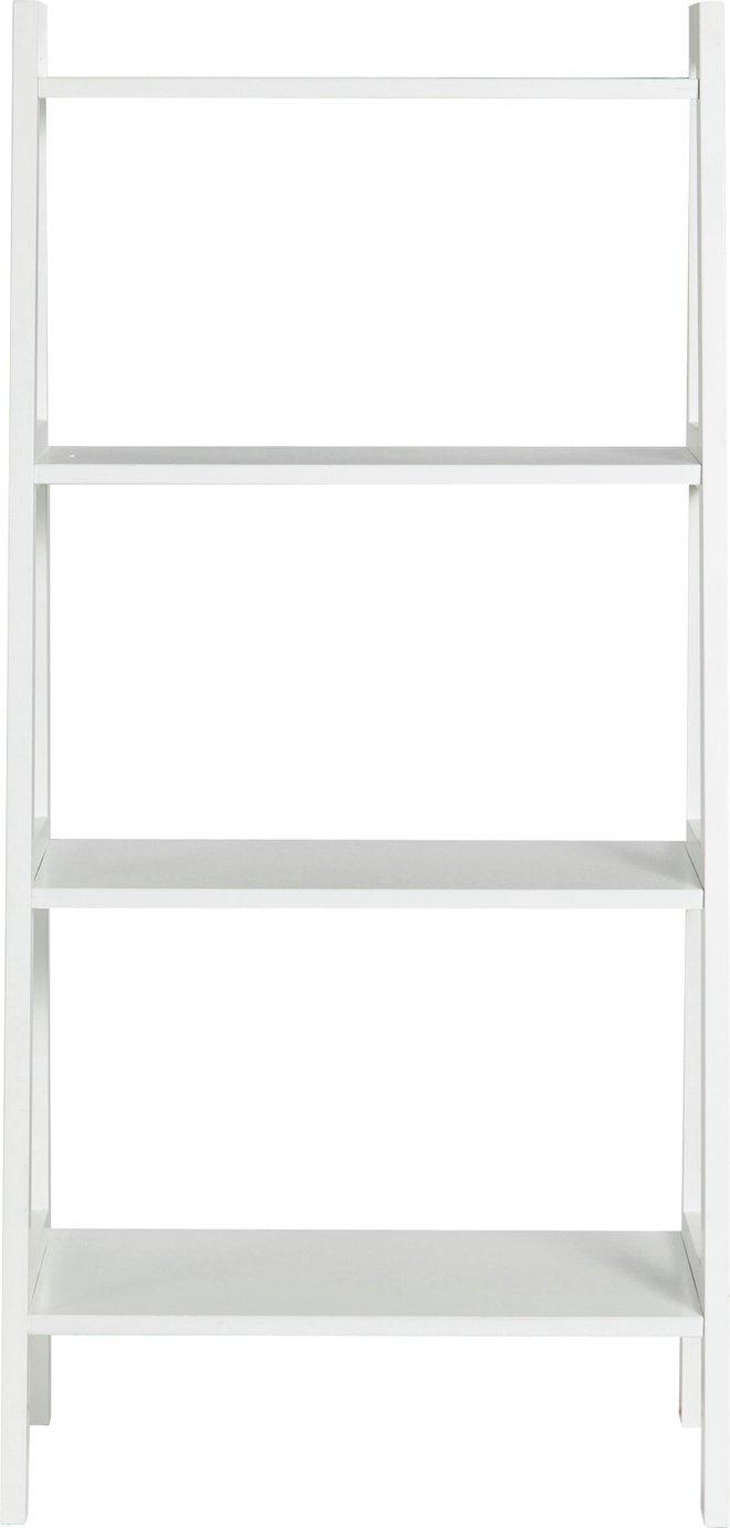 Buy Argos Home Ladder Storage Unit | Bathroom Shelves And Storage Units |  Argos