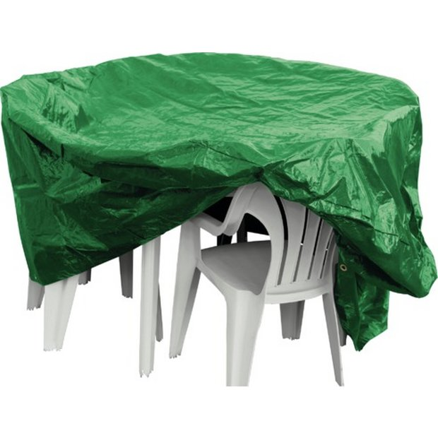 Buy Home Oval Patio Set Cover At Your Online Shop For Garden Furniture Covers And