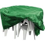 more details on HOME Oval Patio Set Cover.