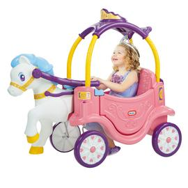 Little Tikes Princess Horse and Carriage Ride On