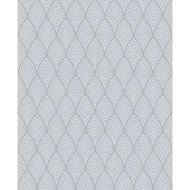 Superfresco Easy Bercy Gris Argent Wallpaper