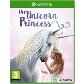The Unicorn Princess Xbox One Pre-Order Game
