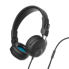 JLAB Studio On-Ear Headphones - Black