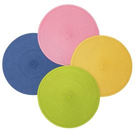 Argos Home Brights Set of 4 Woven Placemats