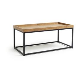 Argos Home Loft Living Coffee Table - Oak Effect