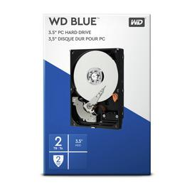 WD Blue 2TB Desktop Hard Drive
