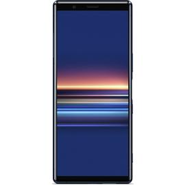 SIM Free Sony Xperia 5 128GB Mobile Phone - Blue