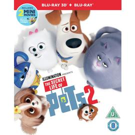 The Secret Life of Pets 2 Blu-ray