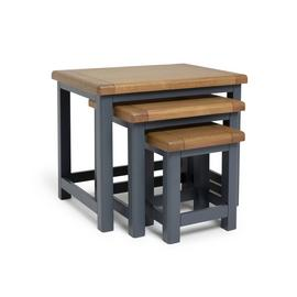 Argos Home Kent Nest of 3 Tables
