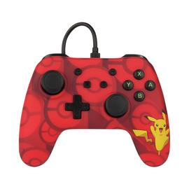 PowerA Nintendo Switch Wired Controller - Pikachu