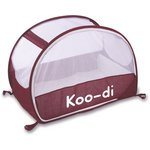 more details on Koo-di Pop Up Bubble Travel Cot - Aubergine.