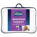 more details on Silentnight Deep Sleep Mattress Topper - Single.