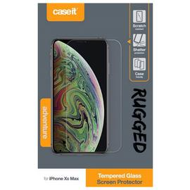 Case It Rugged iPhone 11 Pro Max/XS Max Glass Protector