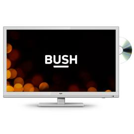 Bush 24 Inch HD Ready TV/DVD Combi - White