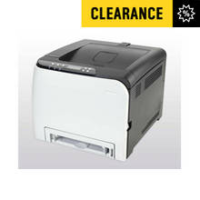 Ricoh SPC250DN A4 Desktop Colour Laser Printer