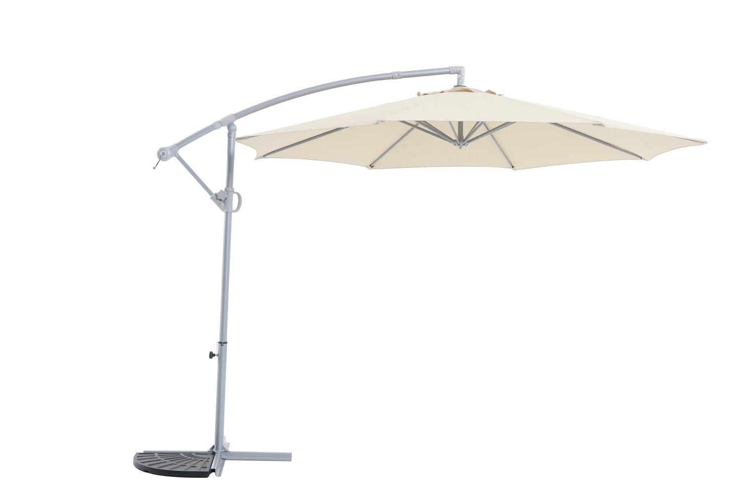 Garden Parasols U0026 Umbrellas | Garden Parasol Bases | Argos