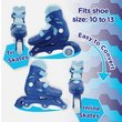 more details on Chad Valley Tri to Inline Skates - Blue
