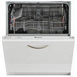 more details on Hotpoint Aquarius LTB 4B019 Built-in Dishwasher - White