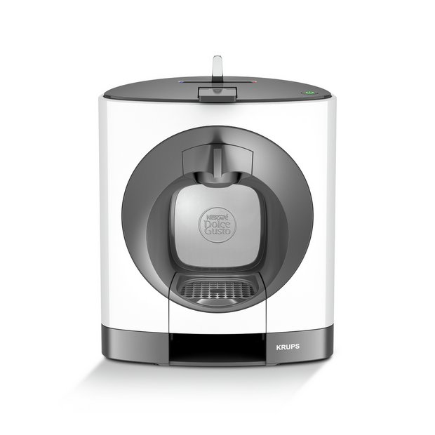 buy nescafe dolce gusto oblo manual coffee machine white at your online shop for. Black Bedroom Furniture Sets. Home Design Ideas