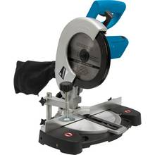Silverline 1400W Compound Mitre Saw 210mm.