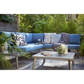 Argos Home Jucar 5 Seater Corner Sofa Set