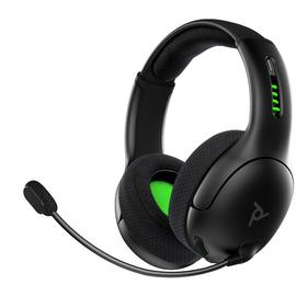 PDP Licensed LVL50 Wireless for Xbox & PC Headset - Black