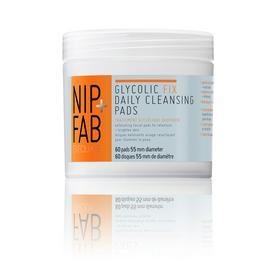 NIP + FAB Glycolic Fix Cleanising Pads - 80ml