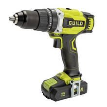 Guild Cordless Brushless Combi Drill - 18V