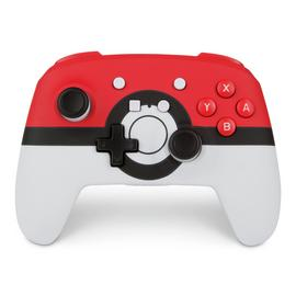 Wireless Controller for Nintendo Switch - Pokeball