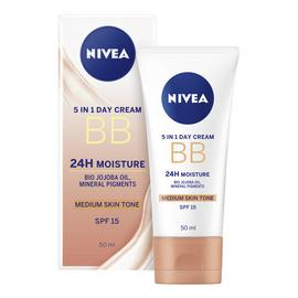 Nivea Daily Essentials BB Cream Medium - 50ml