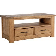 Harvard 2 Drawer Coffee Table Solid Pine