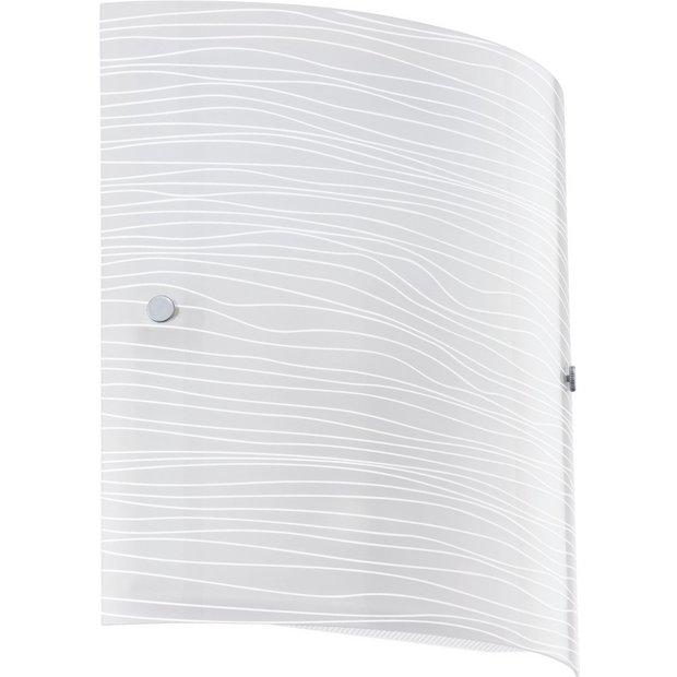 Buy Eglo Caprice Stripes Ceiling Light At Argos Co Uk