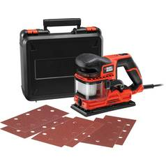 Black & Decker 270w Duosand 1/3 Sheet Sander