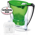 more details on Best Water Technology Filter Jug Plus One Cartridge - Green.