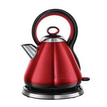 Russell Hobbs Legacy 21881 Retro Kettle - Red